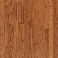Award American Traditions 3-Strip Classic Prefinished Butterscotch Oak