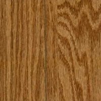 Award Terra Bella Smooth Plank Stained Red Oak Milano Copper
