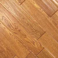 Johnson Distressed Plank Oak Hand Scraped Gold 5inx.75in