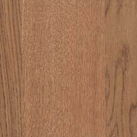 LM Flooring Engineered Highport Plank Red Oak Gunstock