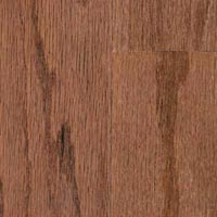 Johnson Flooring Oak Saddle Rustic Prefinished 2.25in
