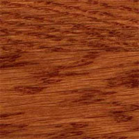 Bruce Coastal Woodlands White Oak Nutmeg 8in x 0.375in